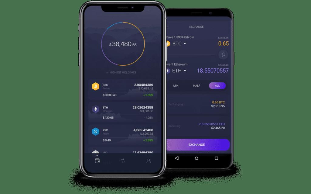 Exodus Mobile Crypto Wallet New Zealand