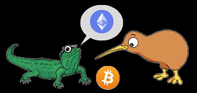 NZ Cryptocurrency meetups