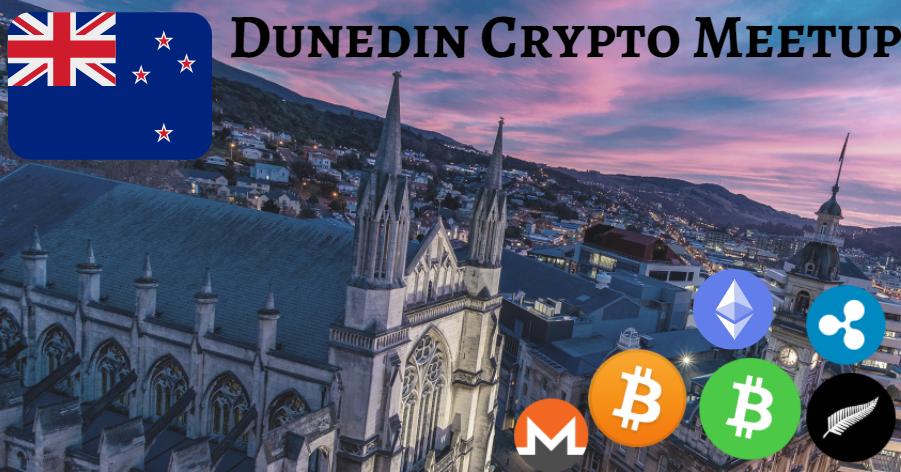 Dunedin NZ Cryptocurrency Bitcoin Meetup