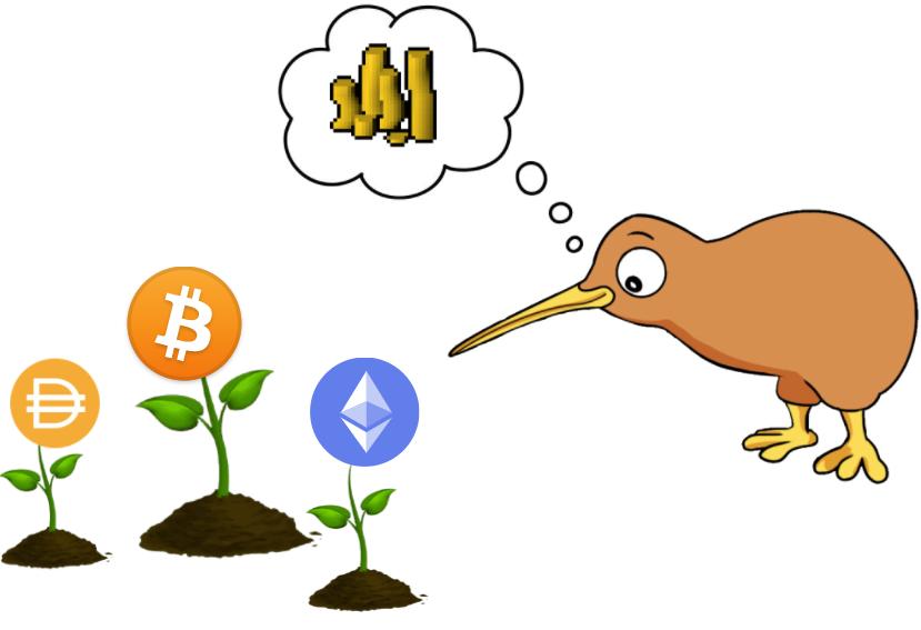 Cryptocurrency Farming NZ