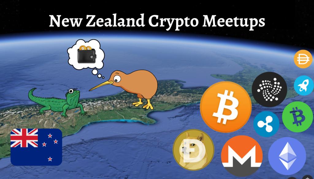 Cryptocurrency NZ Bitcoin Ethereum Meetups